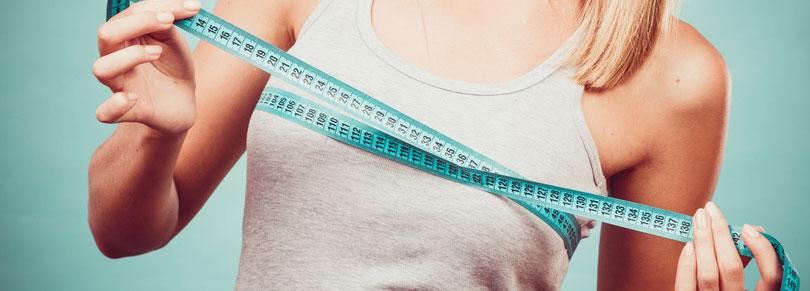 Vor einer Brustvergroesserung mit Eigenfett